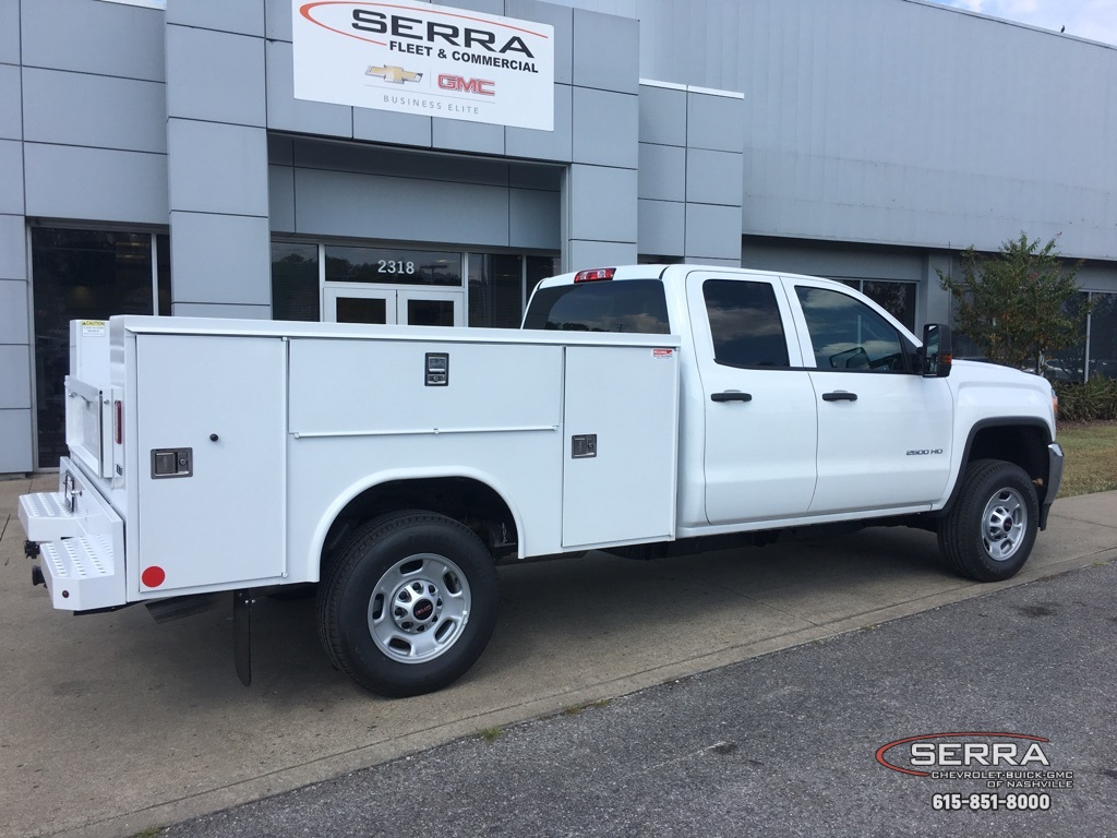 2019 Sierra 2500 Extended Cab 4x2,  Reading SL Service Body #C96453 - photo 2
