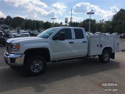 2019 Sierra 2500 Extended Cab 4x2,  Reading SL Service Body #C96453 - photo 4