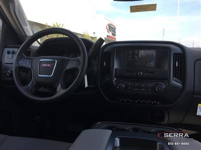 2019 Sierra 2500 Extended Cab 4x2,  Reading SL Service Body #C96453 - photo 36