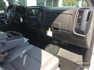 2019 Sierra 2500 Extended Cab 4x2,  Reading SL Service Body #C96453 - photo 41