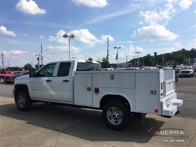 2019 Sierra 2500 Extended Cab 4x2,  Reading SL Service Body #C96453 - photo 6