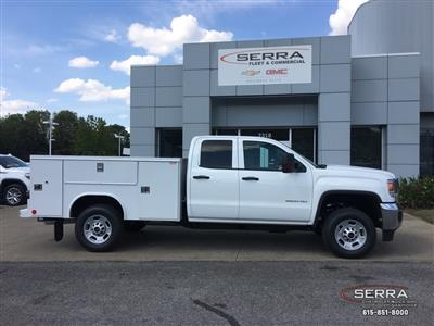 2019 Sierra 2500 Extended Cab 4x2,  Reading SL Service Body #C96453 - photo 8