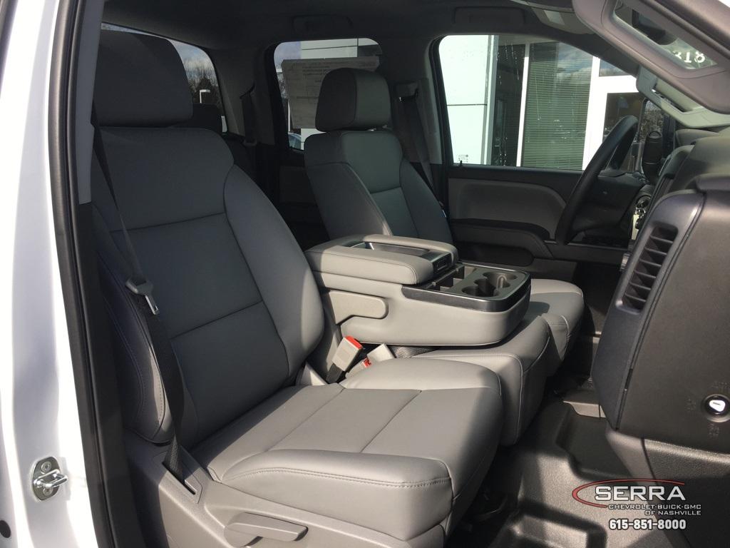2019 Sierra 2500 Extended Cab 4x4, Reading SL Service Body #C96590 - photo 31