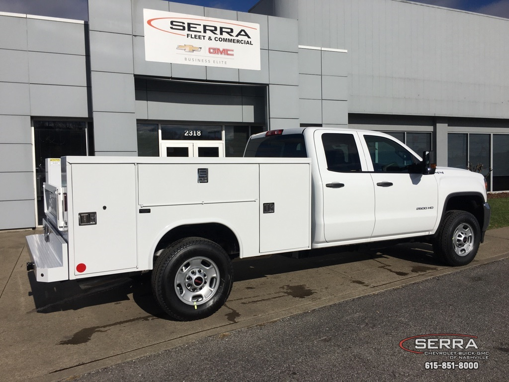 2019 GMC Sierra 2500 Extended Cab 4x4, Reading Service Body #C96590 - photo 1