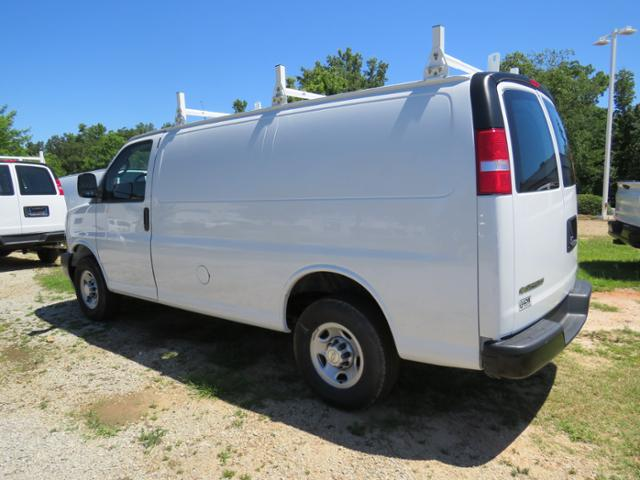 2019 Chevrolet Express 2500 4x2, Masterack Empty Cargo Van #N191481 - photo 1