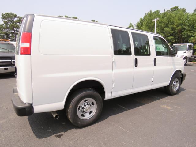 2019 Chevrolet Express 2500 4x2,  Masterack Empty Cargo Van #N191482 - photo 1