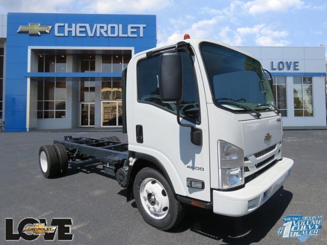 2019 Chevrolet LCF 4500 Regular Cab 4x2, Cab Chassis #N191516 - photo 1