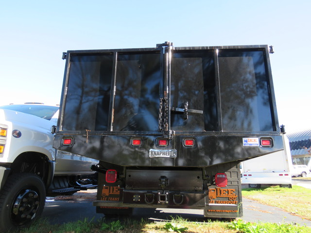 2019 Chevrolet Silverado 5500 Regular Cab DRW 4x2, Knapheide Landscape Dump #N191648 - photo 1