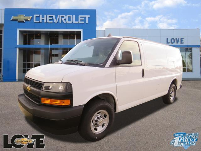 2019 Chevrolet Express 3500 4x2, Mobility #N192252 - photo 1