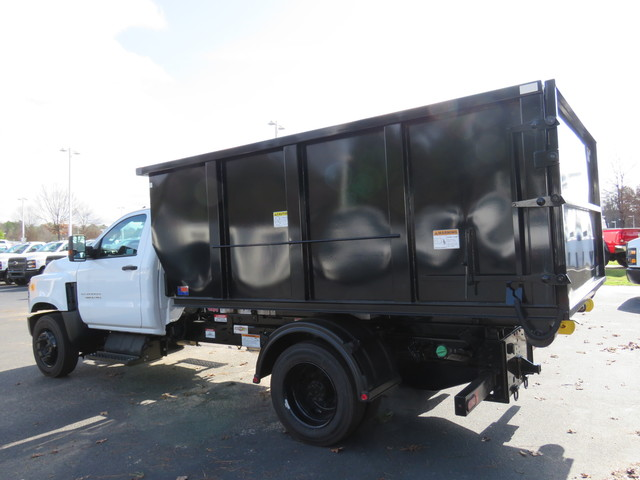 2019 Silverado 4500 Regular Cab DRW 4x2, Switch N Go Hooklift Body #N192457 - photo 14