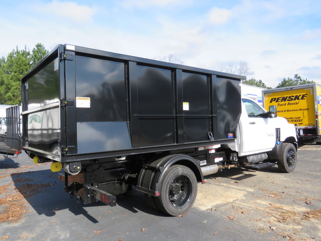 2019 Silverado 4500 Regular Cab DRW 4x2, Switch N Go Hooklift Body #N192457 - photo 2