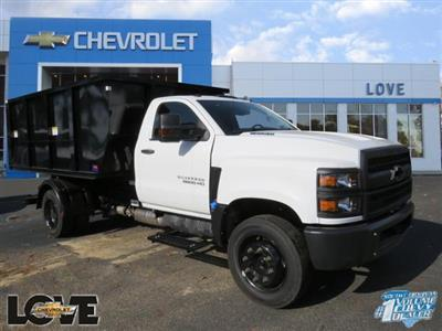 2019 Silverado 4500 Regular Cab DRW 4x2, Switch N Go Hooklift Body #N192457 - photo 1
