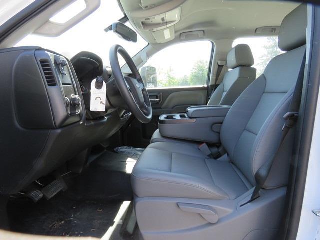 2019 Chevrolet Silverado 4500 Crew Cab DRW 4x2, Knapheide Value-Master X Platform Body #N192477 - photo 8