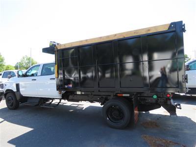 2019 Silverado 4500 Crew Cab DRW 4x2, Godwin Landscape Dump #N192487 - photo 15