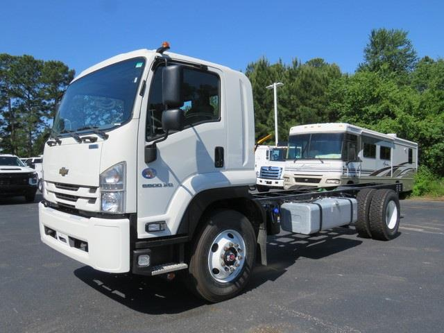 2020 Chevrolet LCF 6500XD Regular Cab 4x2, Cab Chassis #N200000 - photo 4
