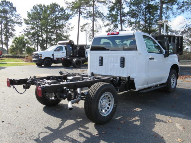 2020 Chevrolet Silverado 1500 Regular Cab RWD, Cab Chassis #N200387 - photo 1