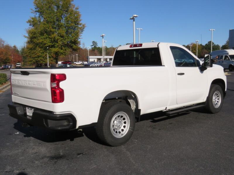 2020 Chevrolet Silverado 1500 Regular Cab 4x2, Cab Chassis #N200387 - photo 1