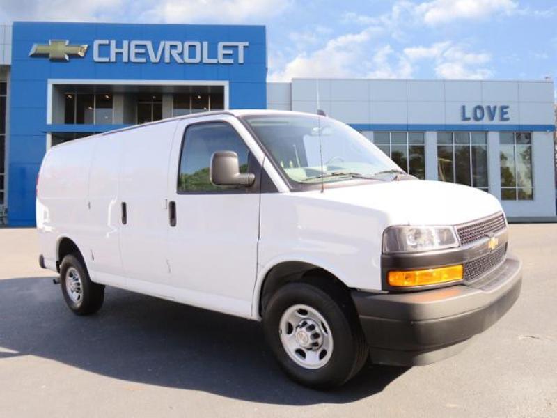 2020 Chevrolet Express 2500 4x2, Empty Cargo Van #P10837 - photo 1