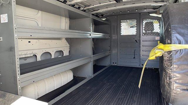 2013 Nissan NV2500 Standard Roof 4x2, Upfitted Cargo Van #10409 - photo 1