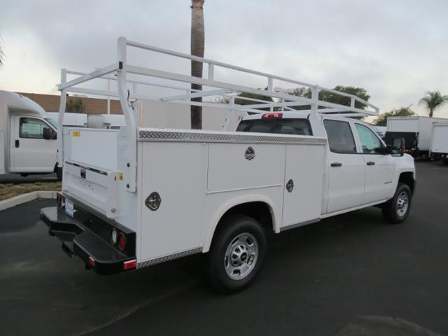 2015 Silverado 2500 Crew Cab, Royal Service Body #T151300 - photo 2