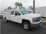 2015 Silverado 2500 Crew Cab, Royal Service Body #T151300 - photo 1