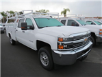 2015 Silverado 2500 Crew Cab, Royal Service Body #T151301 - photo 1