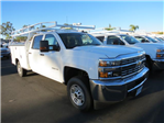 2015 Silverado 2500 Crew Cab, Royal Service Body #T151340 - photo 1