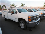 2015 Silverado 2500 Crew Cab, Harbor Service Body #T151344 - photo 1