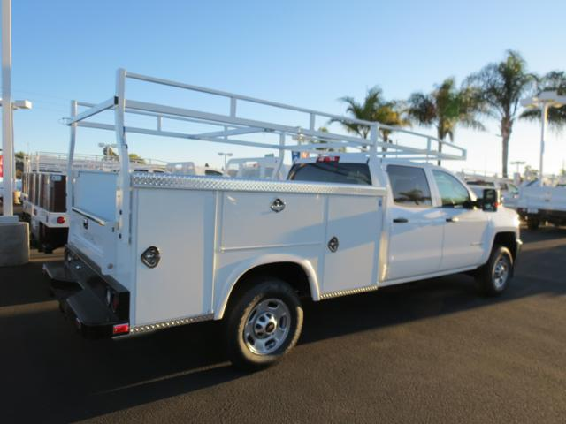 2015 Silverado 2500 Crew Cab, Service Body #T151415 - photo 2