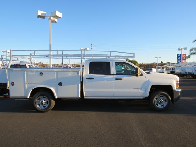 2015 Silverado 2500 Crew Cab, Service Body #T151415 - photo 3