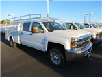2015 Silverado 2500 Crew Cab, Service Body #T151415 - photo 1