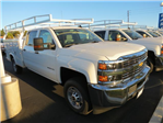 2015 Silverado 2500 Crew Cab, Service Body #T151450 - photo 1