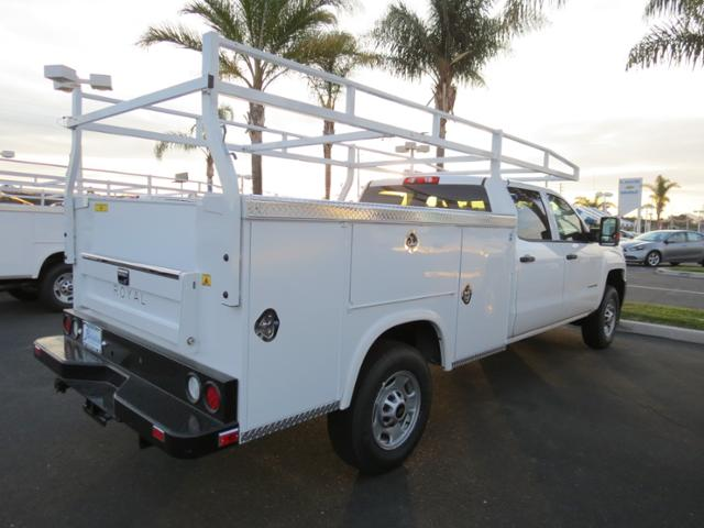 2015 Silverado 2500 Crew Cab, Service Body #T151540 - photo 2