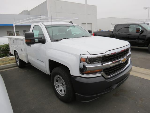 2016 Silverado 1500 Regular Cab, Service Body #T16825 - photo 5