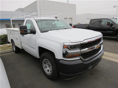 2016 Silverado 1500 Regular Cab, Service Body #T16825 - photo 1