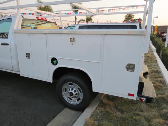 2016 Silverado 2500 Regular Cab, Service Body #T16950 - photo 3