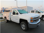 2016 Silverado 2500 Regular Cab, Service Body #T16950 - photo 1