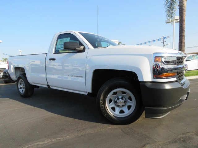2017 Silverado 1500 Regular Cab 4x2,  Pickup #T171060 - photo 1