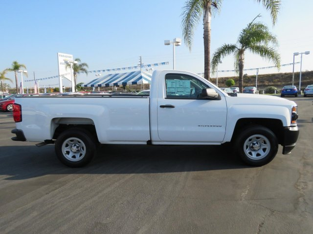 2017 Silverado 1500 Regular Cab 4x2,  Pickup #T171060 - photo 3