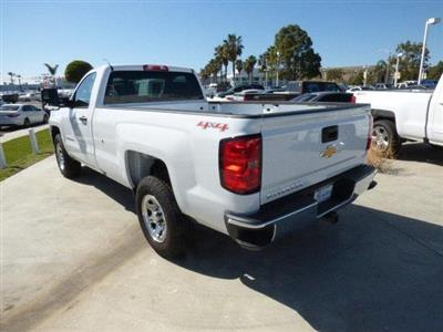 2017 Silverado 1500 Regular Cab 4x4, Pickup #T171079 - photo 2