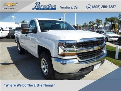 2017 Silverado 1500 Regular Cab 4x4,  Pickup #T171079 - photo 1