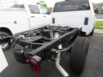 2017 Silverado 1500 Regular Cab Cab Chassis #T171115 - photo 4