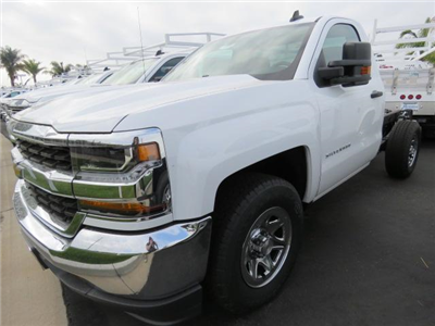 2017 Silverado 1500 Regular Cab Cab Chassis #T171115 - photo 1