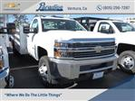 2017 Silverado 3500 Regular Cab DRW 4x2,  Service Body #T171129 - photo 1