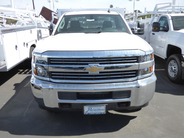 2017 Silverado 2500 Regular Cab 4x2,  Royal Stake Bed Bodies #T171245 - photo 2