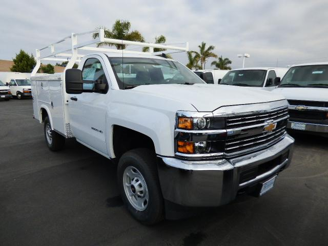 2017 Silverado 2500 Regular Cab, Royal Service Bodies Service Body #T171302 - photo 1