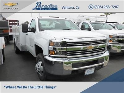 2017 Silverado 3500 Regular Cab DRW 4x2,  Royal Service Body #T171309 - photo 1
