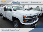 2017 Silverado 2500 Regular Cab 4x2,  Royal Service Body #T171319 - photo 1