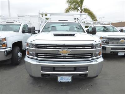 2017 Silverado 3500 Regular Cab DRW 4x2,  Royal Service Combo Body #T171376 - photo 3