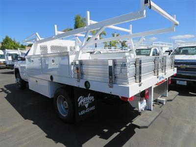 2017 Silverado 3500 Regular Cab DRW 4x2,  Harbor Standard Contractor Body #T171511 - photo 4